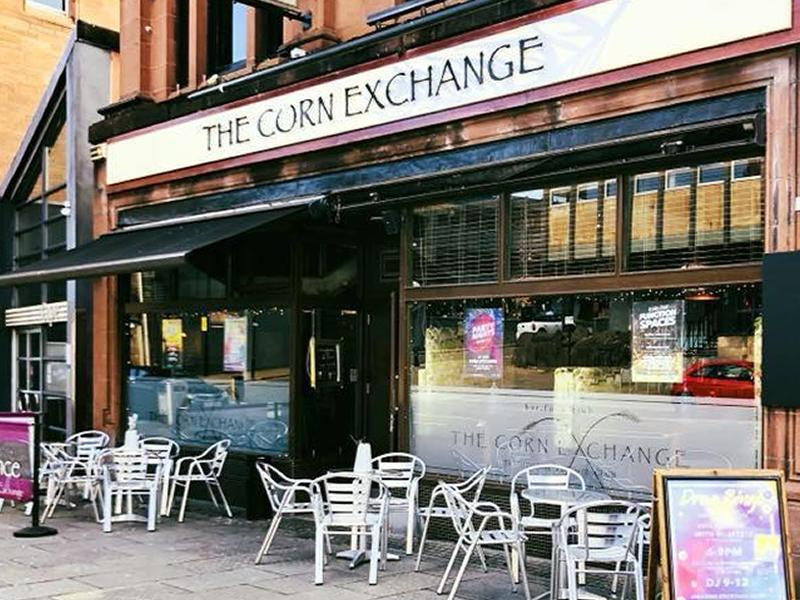 Corn Exchange Stirling