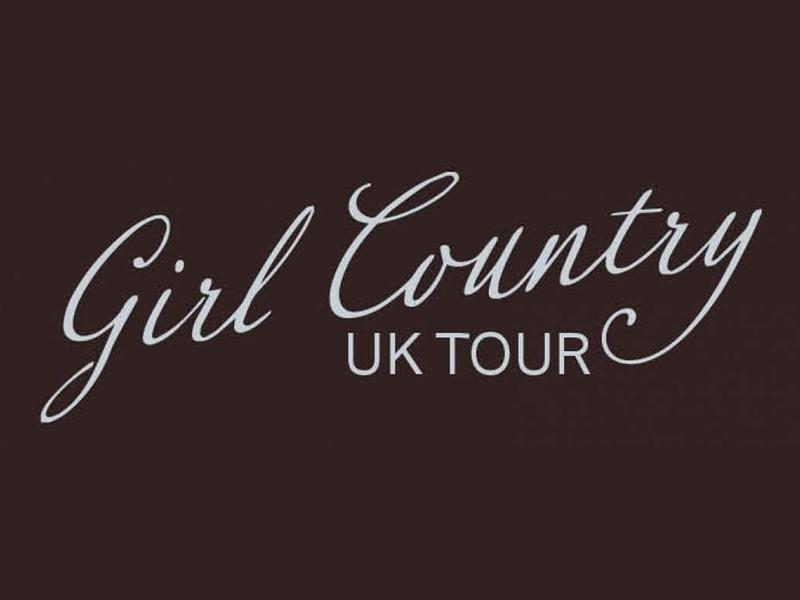 Jade Helliwell & Kezia Gill - Girl Country Tour