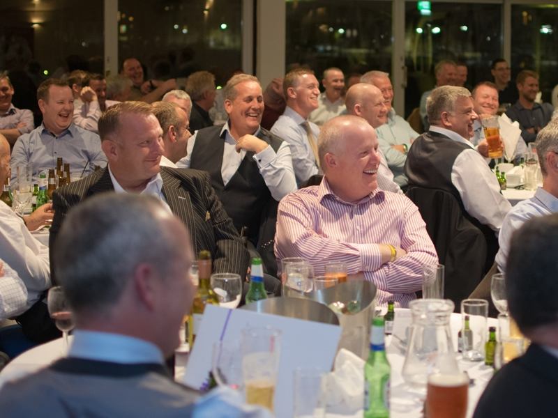 Quarriers names its squad for annual dinner event!