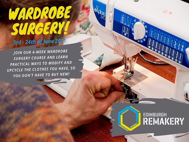4-Week Online Wardrobe Surgery