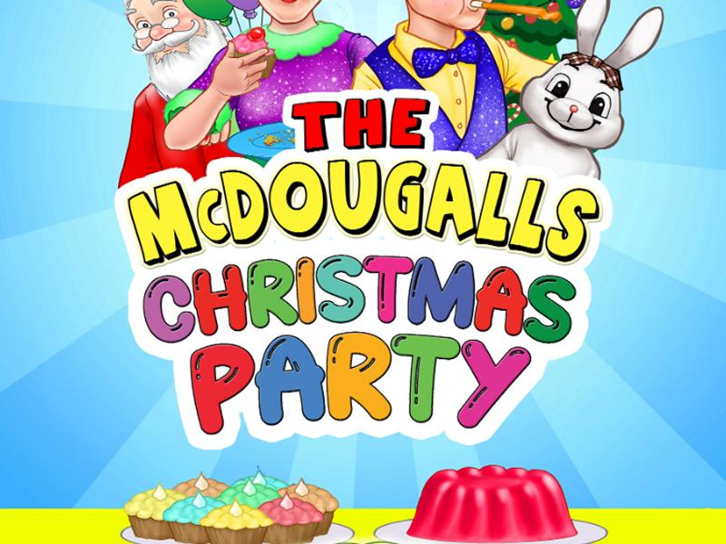 The McDougall's Christmas Party - CANCELLED