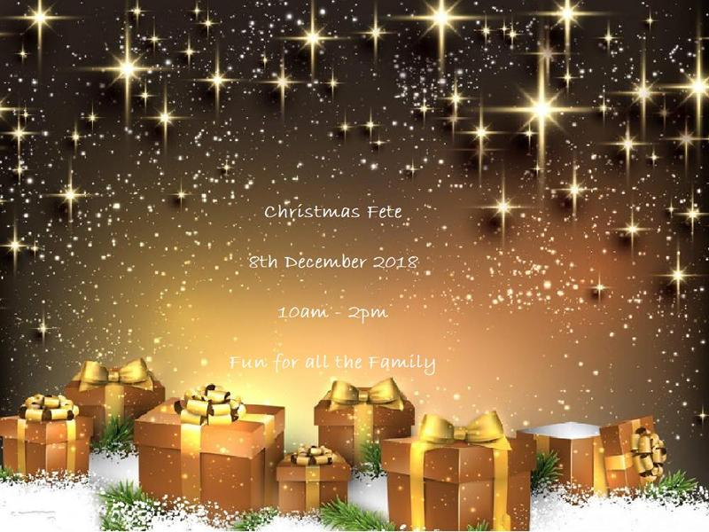 Auchinbee Children's Nursery and Out of School Care Christmas Fete