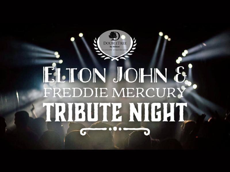 Elton John & Freddie Mercury Tribute Night