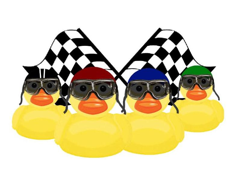 Easter Duck Race