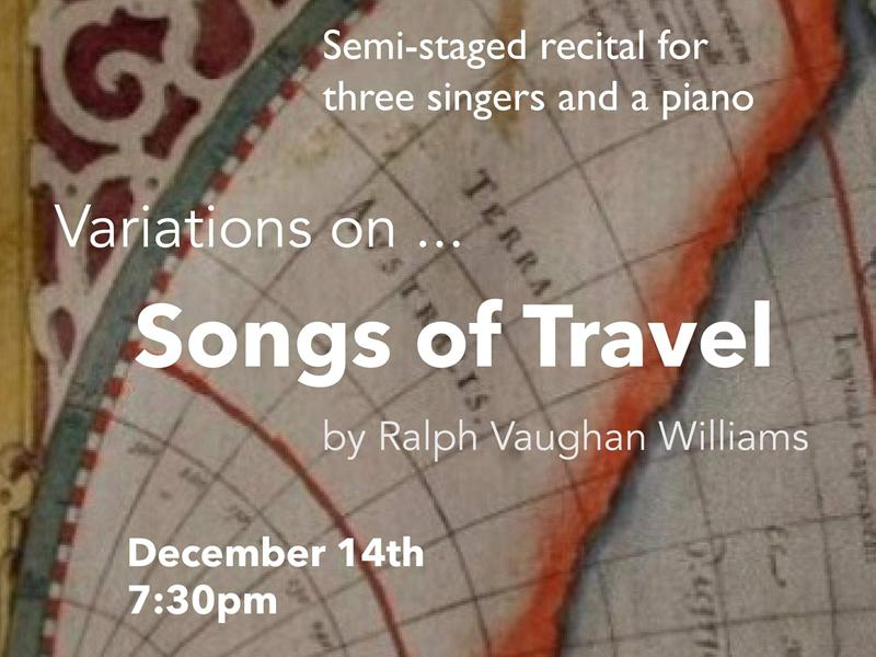 Variations on Songs of Travel - CANCELLED