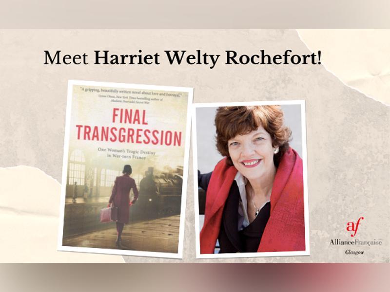 Meet Author Harriet Welty Rochefort
