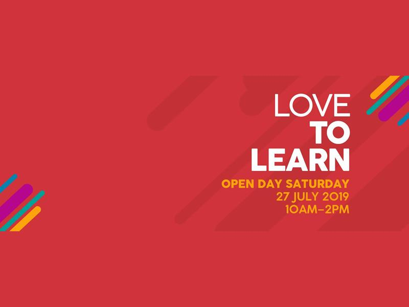 Love to Learn Open Day