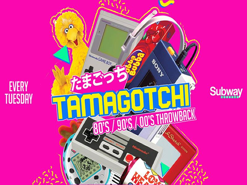 Tamagotchi Tuesdays - 80's, 90's, 00's throwback