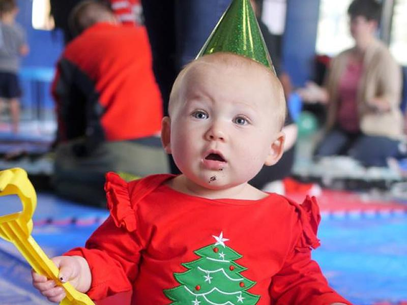 Messy Play Neilston - Messy Christmas Party