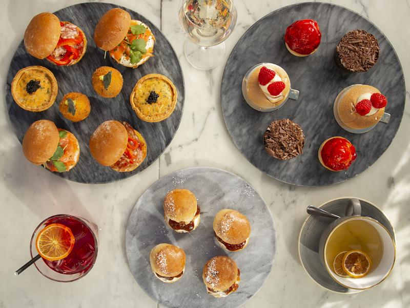TEAriffic news for afternoon tea fans