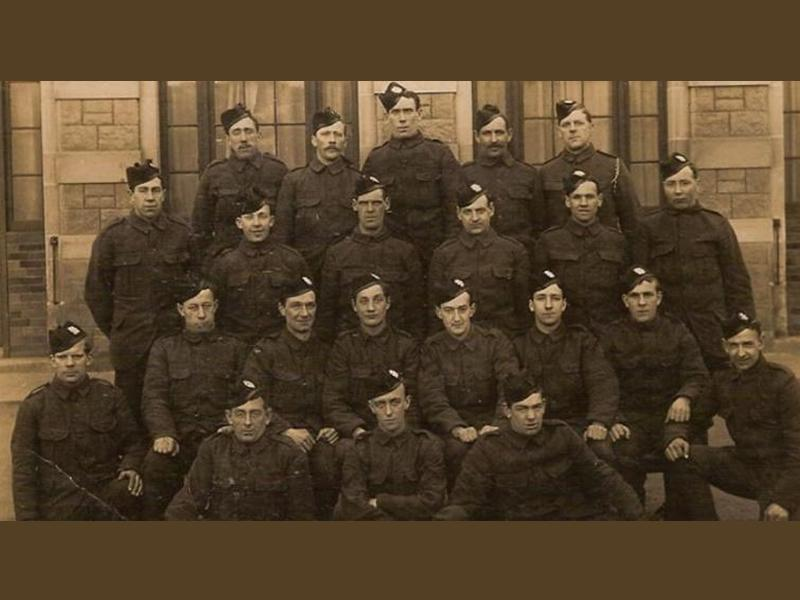 Lecture: With the Royal Scots in Gallipoli
