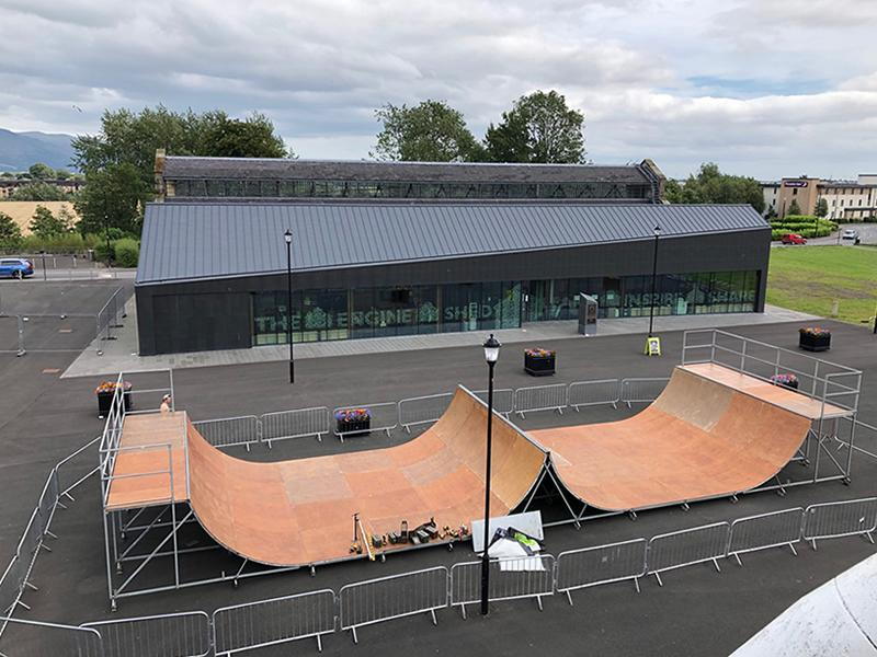 Go Forth Stirling launches City Fitness Festival