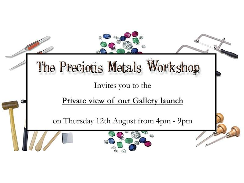 PMW Gallery Launch - Private View