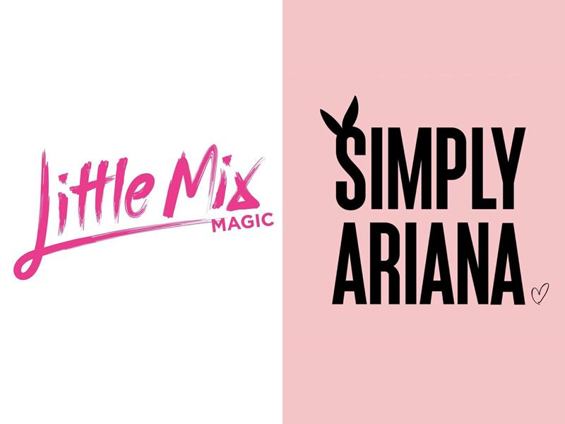 Princesses of Pop Featuring Little Mix Magic and Simply Ariana