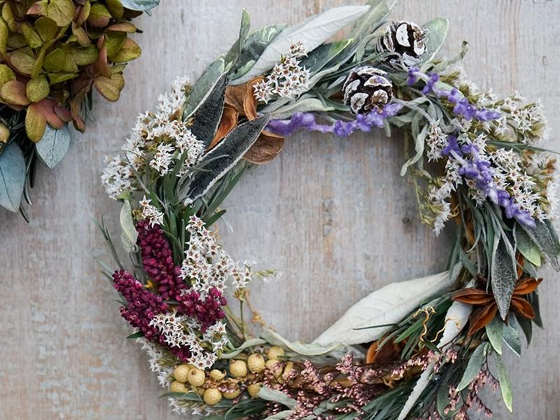 Spring Wreath Making Workshop - CANCELLED