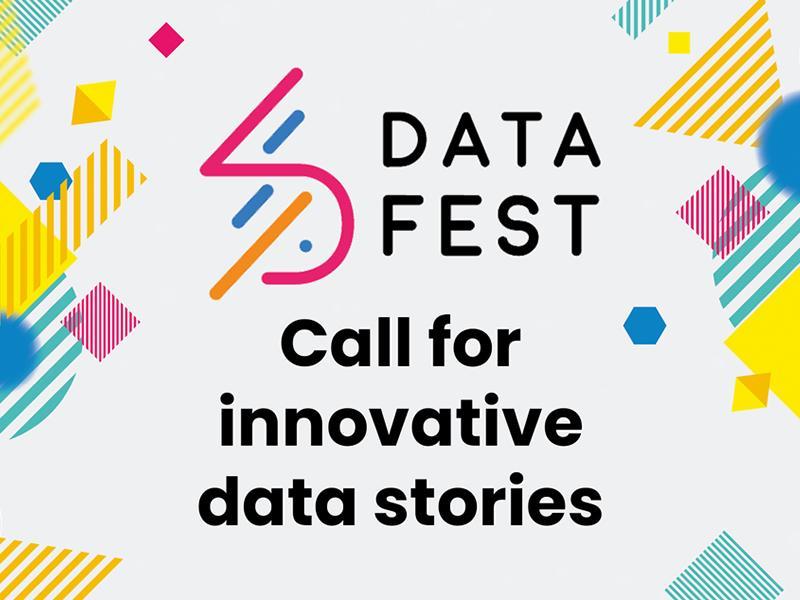 Organisations urged to share innovation success at Datafest21