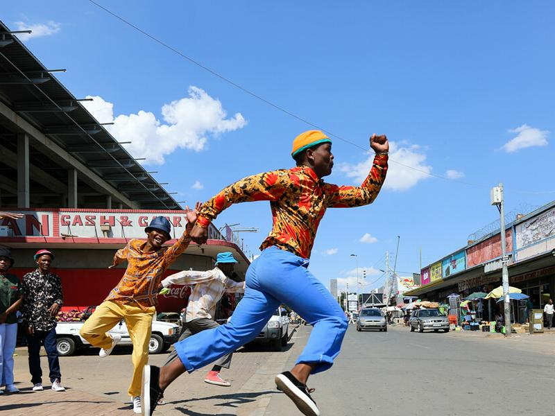 Dancing in the Streets: Gregory Maqoma