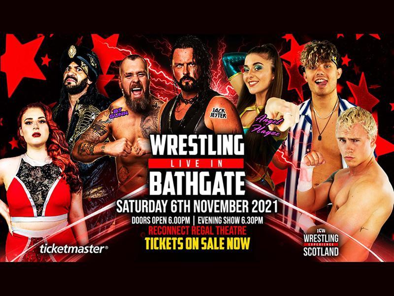 LIVE Family Wrestling - Bathgate