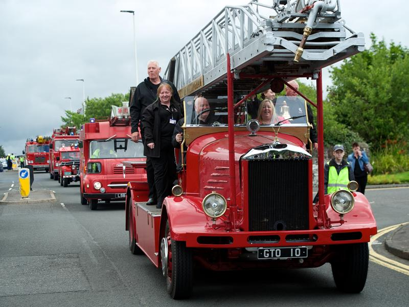 Sound the alarm as the Fire Engine Rally returns to Johnstone!
