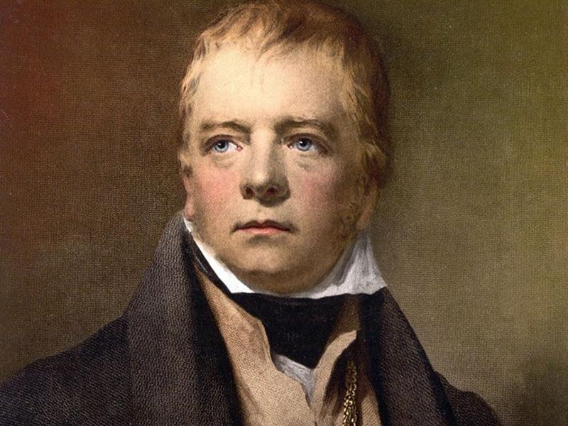 Sir Walter Scott 250th Anniversary Celebrations