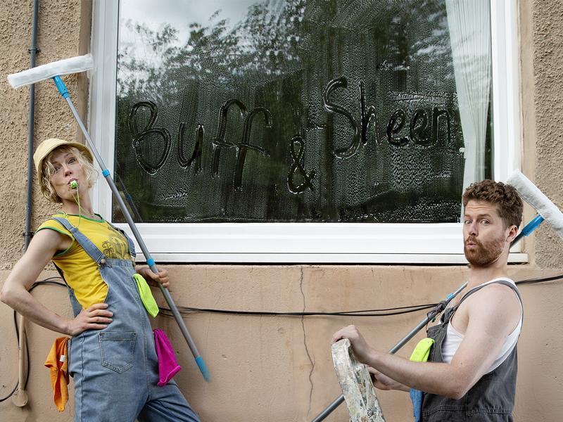 Buff & Sheen