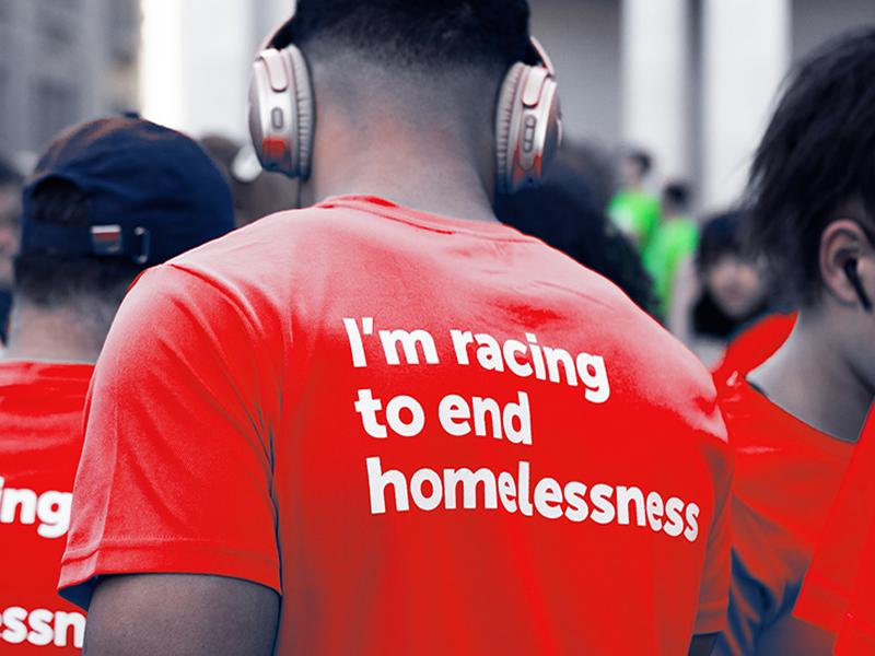 Crisis Race to End Homelessness