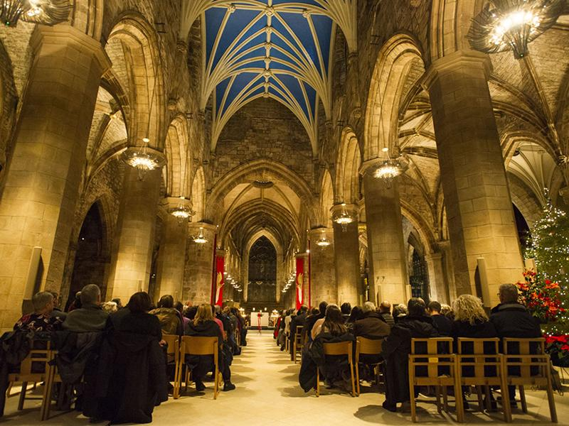 Candlelit Concert at St. Giles' Cathedral