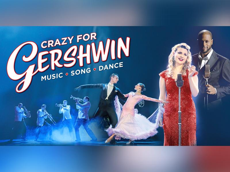 Raymond Gubbay present: Crazy for Gershwin
