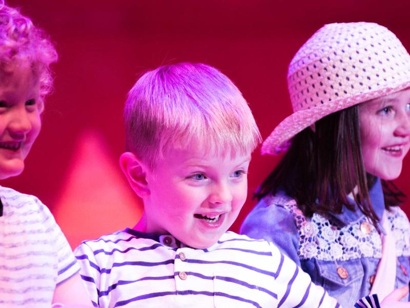 Drama For Ages 3 - 4 (Online Course)