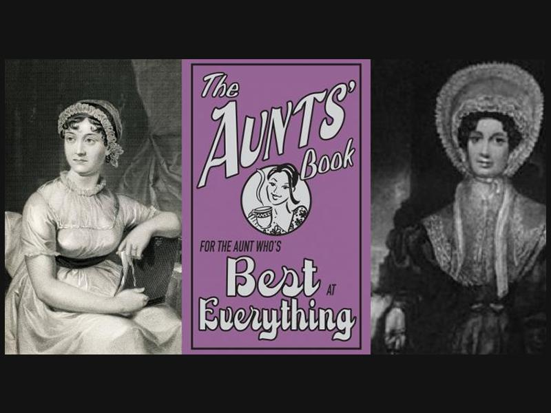 Digital Lecture: Aunts: In Fact and Fiction