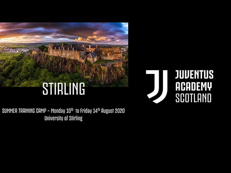 Juventus Academy Scotland Stirling Summer Camp