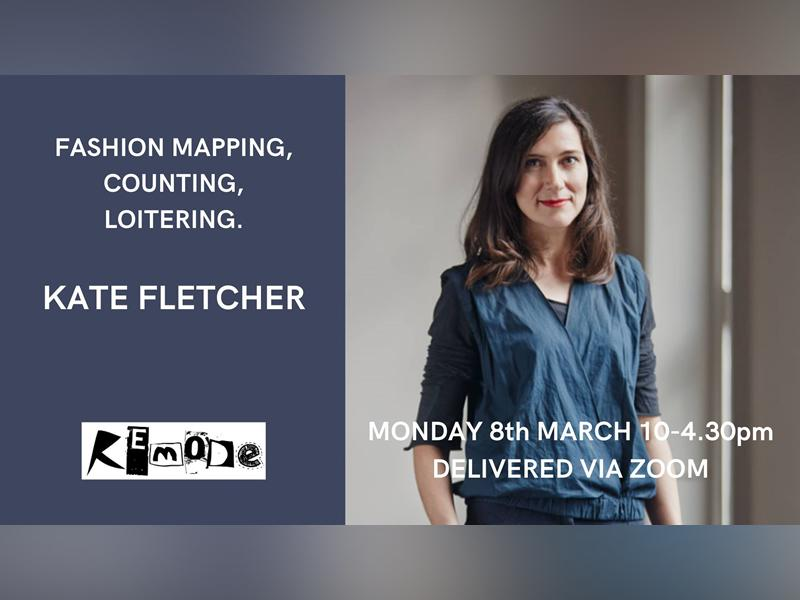 Fashion Mapping, Counting, Loitering