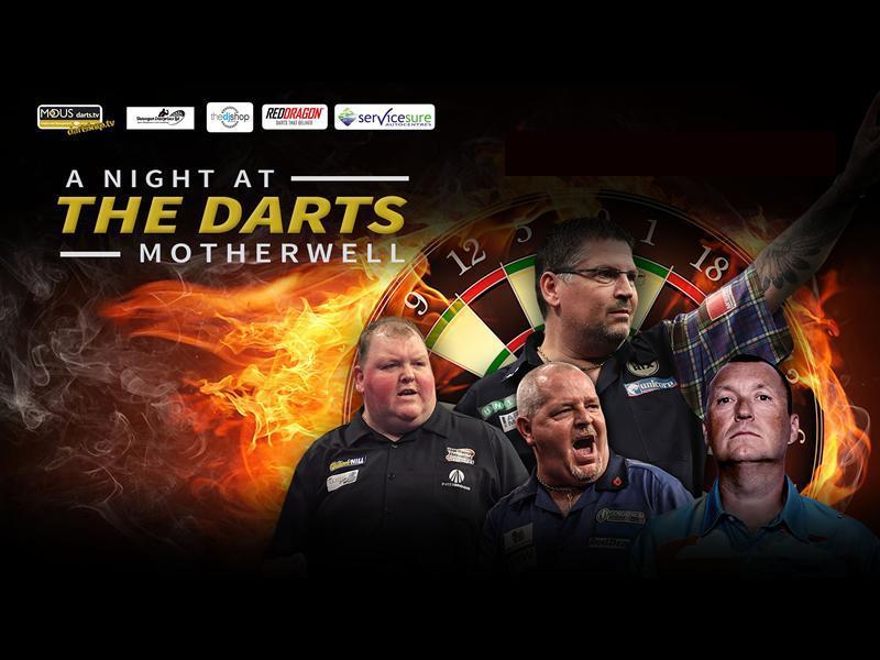A Night at the Darts