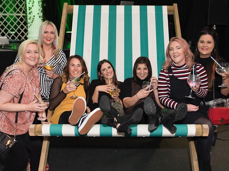 The Edinburgh Corn Exchange celebrates World Gin Day in a Big Big way!
