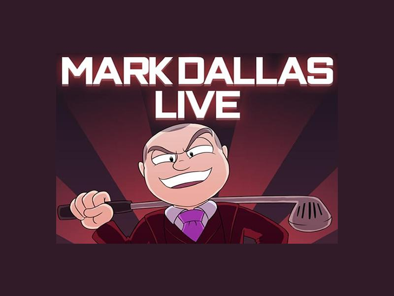 Mark Dallas LIVE - Edinburgh