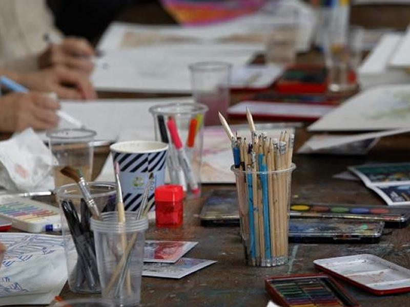 Digital Event: Family Craft - Make your drawings move - animation sessions