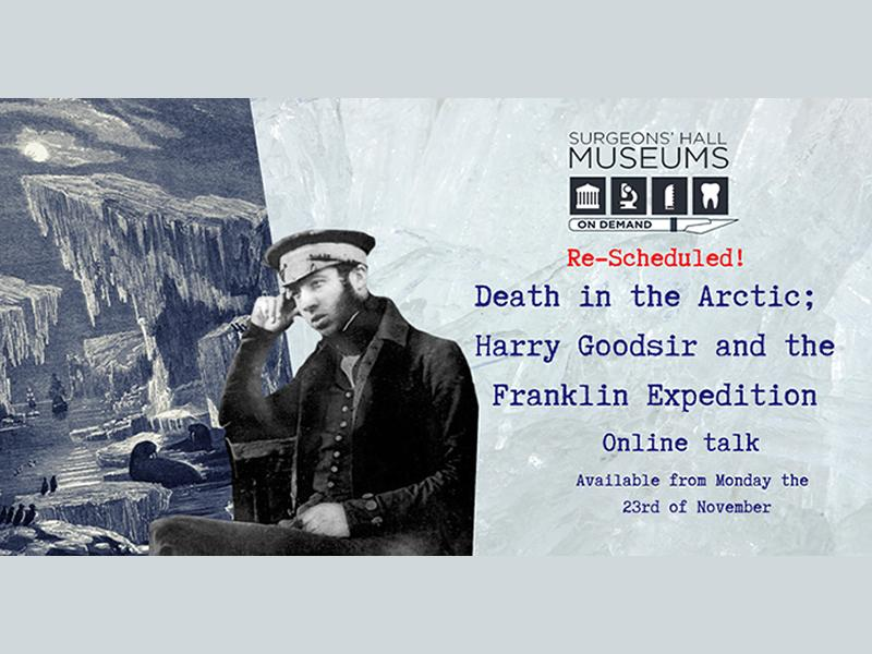 Death in The Arctic: Harry Goodsir and The Franklin Expedition