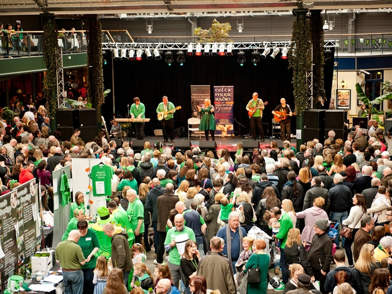 Glasgow St Patrick's Festival Family Fun Day