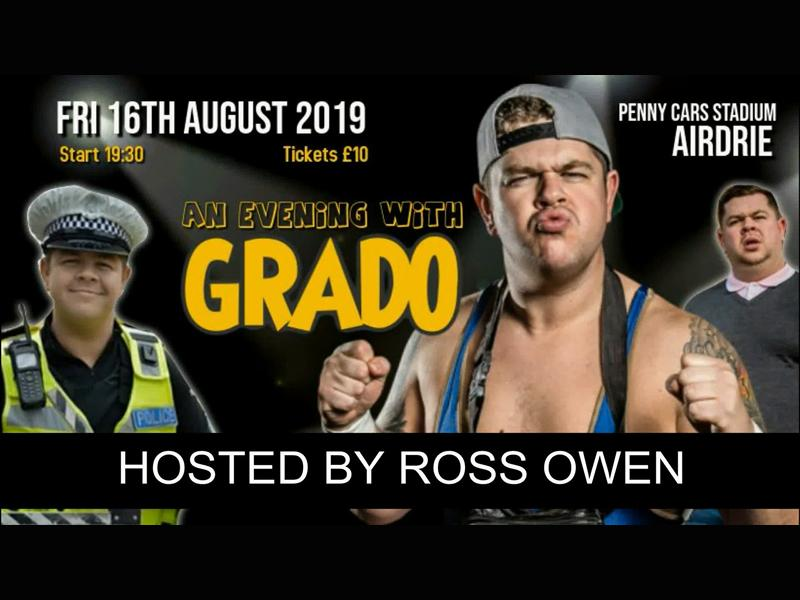 An Evening With Grado in Airdrie