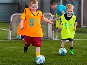 Glasgow Sport Kids Football Classes