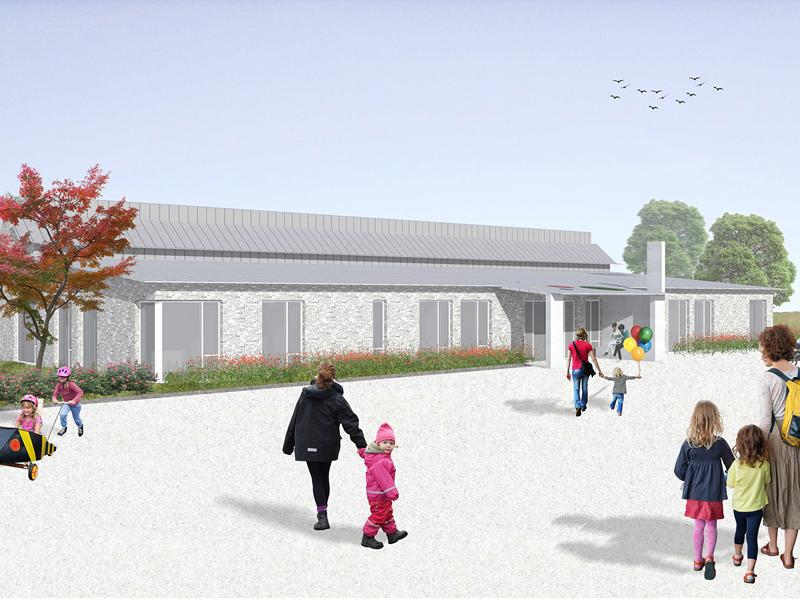Council sets out plan for five new nurseries