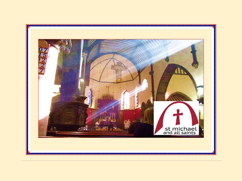 Organum Massa Musica at St Michael and All Saints Church
