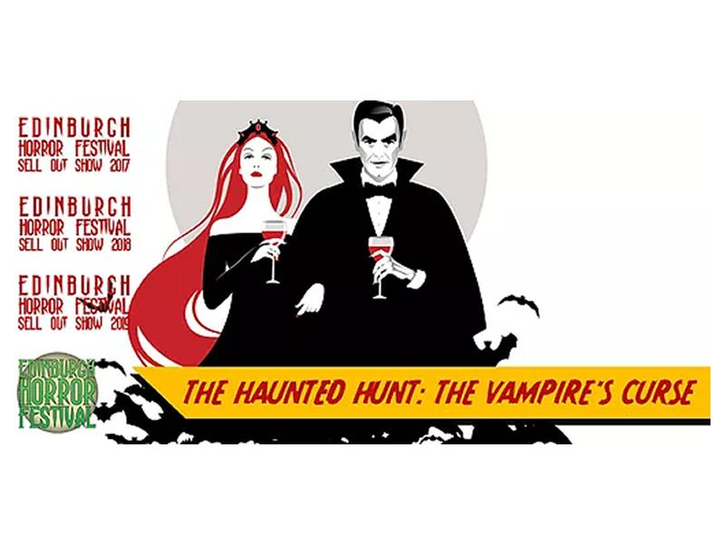 The Haunted Hunt: The Vampire's Curse