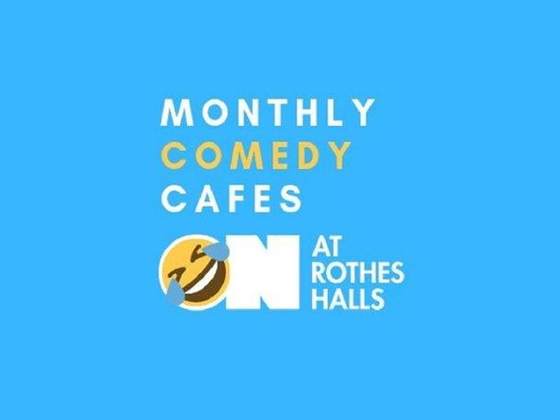 On Fife Comedy Cafe: Rothes Halls