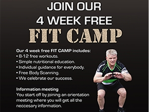 Edinburgh Free Fit Camp