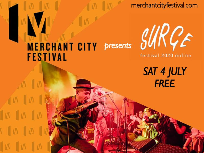 Merchant City Festival programme is going online