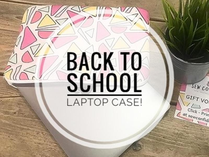 Sew a Laptop Case!