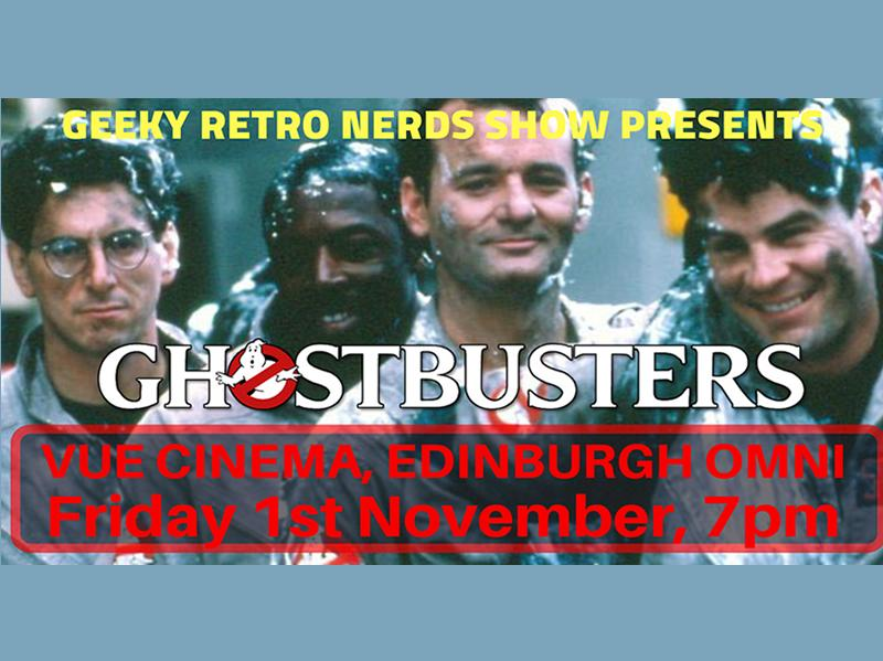Ghostbusters: 35th Anniversary Screening