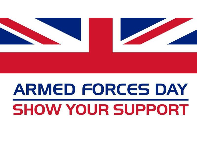 Celebrating Armed Forces Day 2020 in Fife