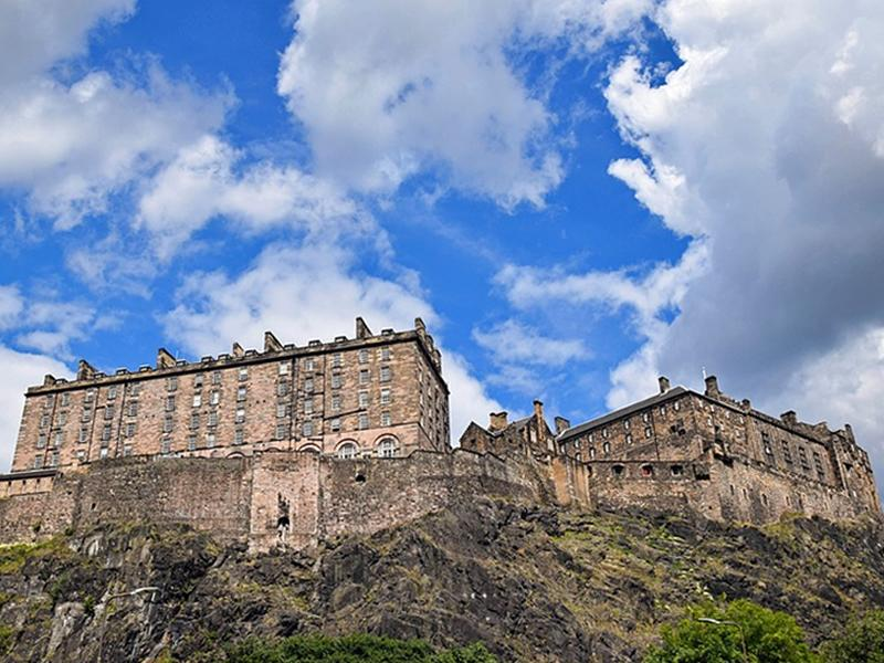 Edinburgh crowned most historic city in the north of England and Scotland